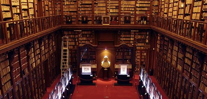 Biblioteca Ambrosiana – Codice Atlantico di Leonardo